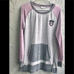 Ivory Ella sweat shirt
